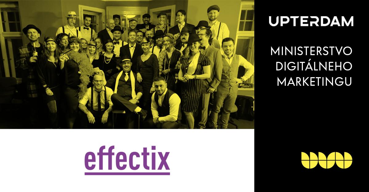Effectix: Ministerstvo digitálneho marketingu