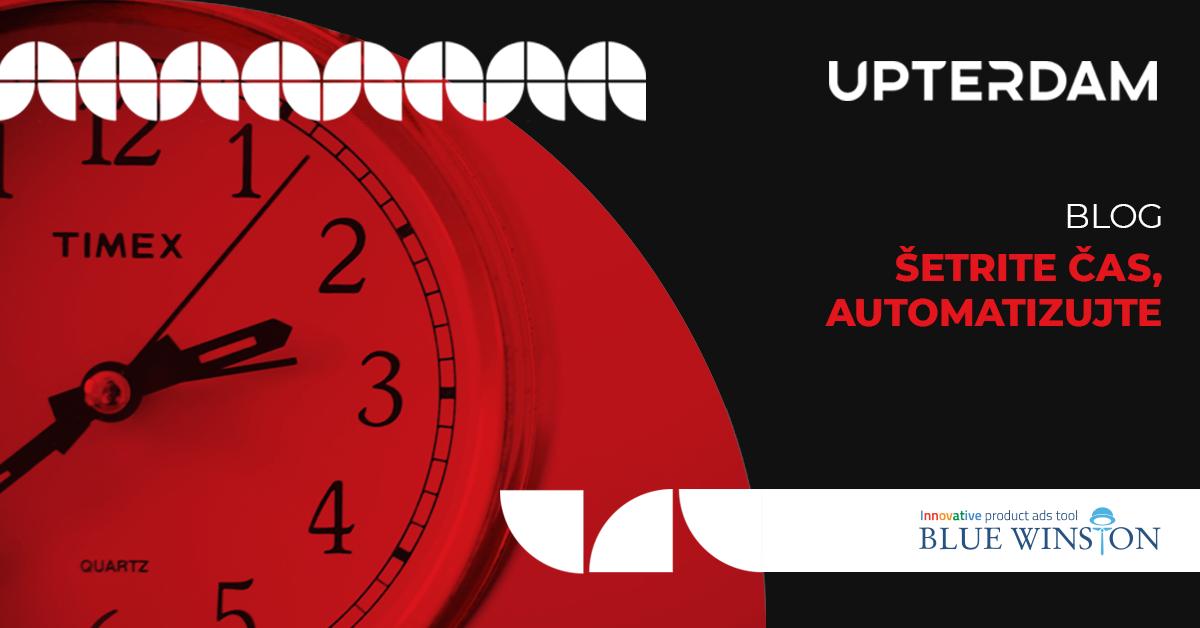 Šetrite čas, automatizujte