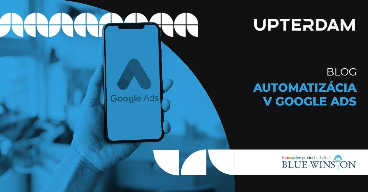 Automatizácia v Google Ads